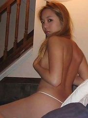 Hot gallery of sexy amateur Asian chicks', selfpics